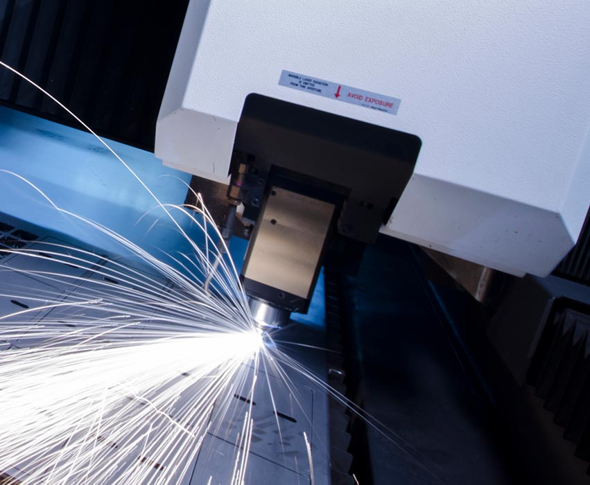 2D Flat Laser Cutting Thumbnail