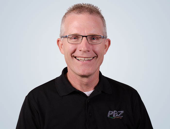 Ernie Stauffer - PBZ Production Manager