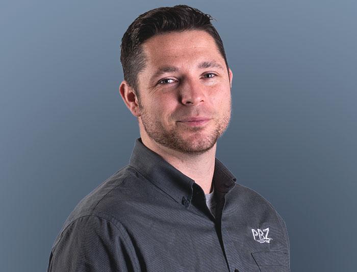Bradley Redburn - Sales Representative